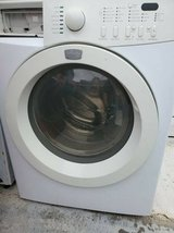 AFFINITY WASHING MACHINE WHITE LARGE LOAD LOCAL PICKUP in Fort Carson, Colorado