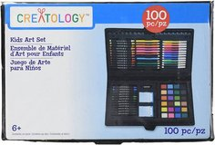 Kids Art Set, 100 Piece by Creatology (T=25) in Fort Campbell, Kentucky