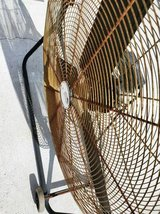 LARGE COMMERCIAL HIGH SPEED INDUSTRIAL FAN CAN BE USED OUTDOORS in Colorado Springs, Colorado