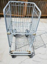 BUSINESS WORK GROCERY CART USED FOR MOVING ITEMS OR GREAT FOR TRANSPOR in Colorado Springs, Colorado