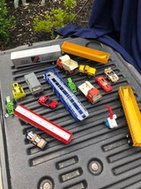 Lot of Vintage toy cars,trucks andtrailer in Travis AFB, California