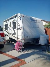 21 foot 2008 Fleetwood orbit trailer Model 210FQ in Camp Pendleton, California