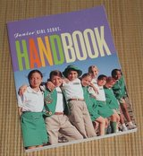 Vintage 2001 Junior Girl Scout Soft Cover Handbook in Morris, Illinois