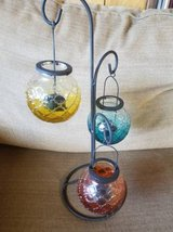 Pier 1 Imports new glass globe decor with led lights in Oceanside, California