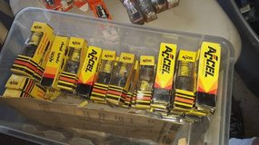Champion and Accel Spark Plugs $2 each in Vacaville, California