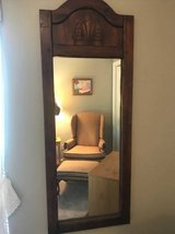 Mirror with wooden Frame in Warner Robins, Georgia