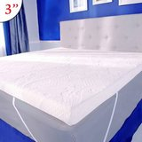 MyPillow Three-inch Mattress Bed Topper  - California King Size - New! in Naperville, Illinois