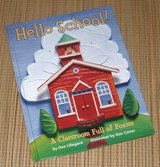 Vintage 2001 First Edition Hello School A Classroom Full of Poems HardCover Book in Bolingbrook, Illinois