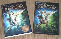 Forbidden Kingdom DVD w Slip Cover 2-Disc Special Edition Set in Morris, Illinois