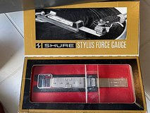SHURE STYLUS FORCE GAUGE SFG-2 in Plainfield, Illinois