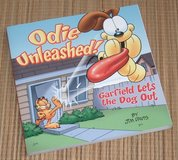 Odie Unleashed Garfield Lets the Dog Out Soft Cover Comic Book Jim Davis Series in Yorkville, Illinois