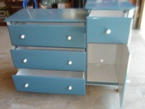 $$ REDUCED DRESSER/CHANGING TABLE CAN BE REPAINTED 2 IN 1 in Plainfield, Illinois