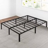 Twin Size 14 Inch Platform Bed Frame - New! in Naperville, Illinois