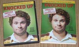 Knocked Up DVD w Slip Cover Unrated Unprotected Deleted Extended Topless Scenes in Plainfield, Illinois
