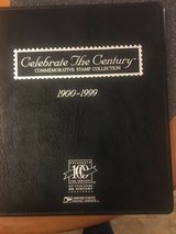 USPS Celebrate the Century Commemorative Stamp Collection 1900 - 1999 full set in Fort Belvoir, Virginia