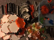 Hexbugs Aquabots Lot over 135 pieces toys in Aurora, Illinois