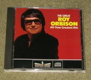 Roy Orbison - The Great Roy Orbison - All-Time Greatest Hits (CD, 1986) in Quantico, Virginia