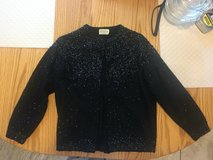 Beautiful Vintage Black Beaded Sweater by Lily Koa in Quantico, Virginia