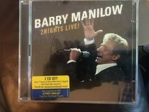 Barry Manilow - 2 Nights Live  [2 CD set] Brand New in Quantico, Virginia