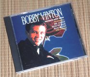 Vintage 1995 Bobby Vinton Roses Are Red CD Mr Lonely Blue Velvet Blue on Blue in Morris, Illinois