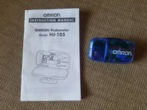 New Omron Pedometer with manual and new battery in Camp Pendleton, California