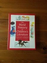 the world treasury of children's literature, selected by clifton fadiman in Pasadena, Texas