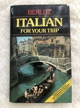 Book: Berlitz Italian For Your Trip in Batavia, Illinois