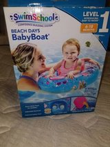 Swimschool Beach Days Baby Pool Float, Baby Boat in Fort Campbell, Kentucky