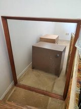 Large bedroom mirror-will deliver in Converse, Texas