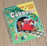 Vintage 1981 The Little Red Caboose Little Golden Book Classic in Plainfield, Illinois