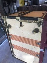 1950 Oshkosh Spinning Steamer Wardrobe Trunk in Bartlett, Illinois