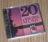 NEW Vintage 1996 Beautiful Music 20 Years CD 101 Strings Orchestra New Age in Morris, Illinois