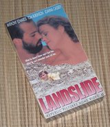 NEW Vintage 1992 Landslide VHS Tom Burlinson in Bolingbrook, Illinois