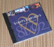 Vintage 1993 Simple Minds Glittering Prize CD in Morris, Illinois