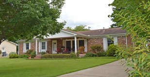 Updated throughout all brick one level home. in Clarksville, Tennessee