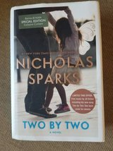 Nicholas Sparks Two by Two hardcover 1st Edition in Camp Pendleton, California