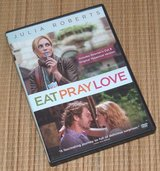 Eat Pray Love DVD Julia Roberts Theatrical Version Extended Cut in Morris, Illinois