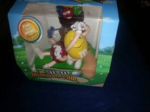 M&M's Mulligan-Ville Candy Dispenser NIB in Cleveland, Texas