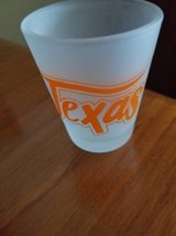 New frosted Texas shot glass in Temecula, California