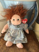 Vintage TY Beanie Baby Ginger Beanie Kids Collection Doll 11 Inches Tall 1992 in Fort Belvoir, Virginia