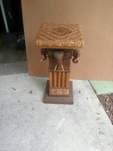 Elephant Plant Stand in Kingwood, Texas