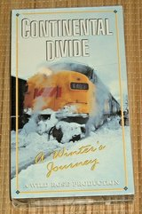 NEW Vintage 1995 Continental Divide Winters Journey VHS Pentrex Railroad Train in Morris, Illinois