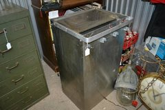 Vintage Stainless Steel Hospital cabinet table in Camp Lejeune, North Carolina