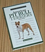 Vintage 1996 A New Owners Guide to the American Pit Bull Terrier Hard Cover Book in Chicago, Illinois