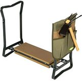 Truly Garden Kneeler / Seat with Cultivator Hoe - New! in Oswego, Illinois