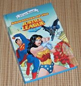 Adventures of the Justice League An I  Can Read Hard Cover Book Batman Superman Wonder Woman Gre... in Joliet, Illinois