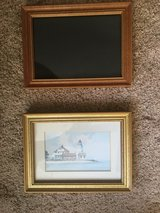 Two Very Nice Picture Frames 4.5 x 6.45 inches in Fort Belvoir, Virginia