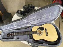 Guitar ( Beginner ) with case in Naperville, Illinois
