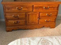 BASSETT YOUTH BEDROOM FURNITURE - $125 TAKES ALL - 4 PIECES LIKE NEW in Naperville, Illinois