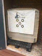 4ft' x 4ft' archery target in Naperville, Illinois